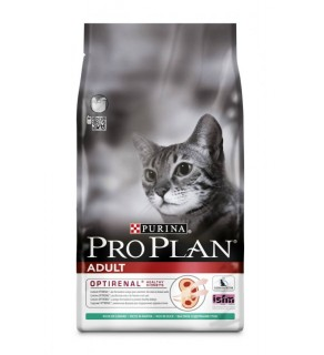 Pro Plan Cat Adult Optirenal Duck And Rice 3kg