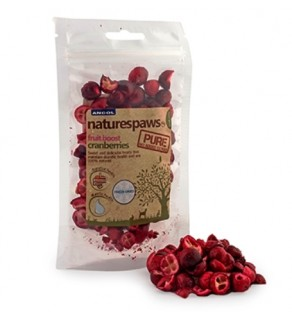 Ancol Natures Paws Fruit Boost Cranberries