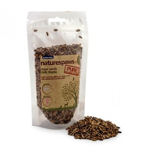 Ancol Natures Paws Seeds Milk Thistle