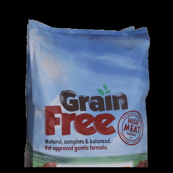 Health Grain Free Turkey Dog Food