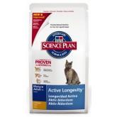 Hills Feline Mature Adult 7+ Active Longevity Chicken 2kg