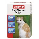 Beaphar Multiwormer Cat (12 Tab)