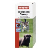 Beaphar (Sherley's) Dog & Cat Worming Syrup (45ml)