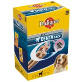 Pedigree Dentastix Medium Dog 10-25kg 28stk