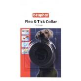 Beaphar Reflective Dog Flea Collar Plastic