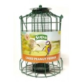 Supa Caged Peanut Feeder 6""