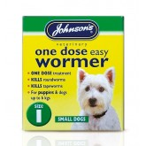 Johnsons Easy Dose Wormer - Size 1