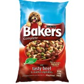 Bakers Complete Beef And Vegetables 14kg