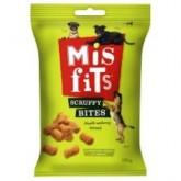 Misfits C&t Scruffy Bites 180g NEW