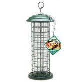 "Supa 12"" Ceramic Fort Knuts - Peanut Feeder"