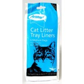 Armitage cat litter Tray Liners med