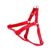 Ancol Padded Nylon Harness Red Lge