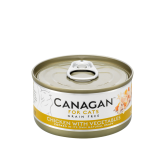 Canagan Wet Chicken with Vegetables 75g Tin
