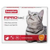 Beaphar Fiprotec Spot On Cat 6 Treatment