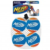 Nerf Dog Tennis Ball Blaster Distance Balls 4pk