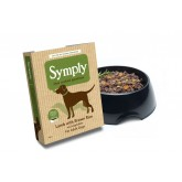 Symply Wet Lamb with Brown Rice & Veg 395g