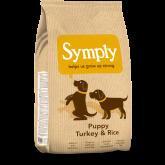 Symply Puppy Turkey & Rice  6kg