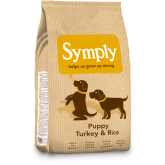 Symply Puppy Turkey & Rice 12kg