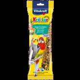 Vitakraft Cockatiel & Parrot Kracker Feather Care