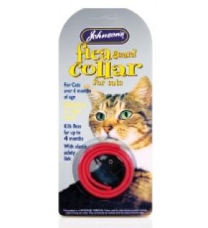 Johnsons Waterproof Cat Flea Collar (mixed)