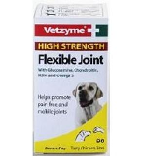 Vetzyme High Strength Flexible Joint 90 Tablets