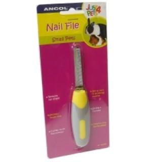 Ancol Just 4 Pets Small Animal Nail File Sgl