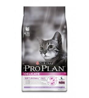 Pro Plan Cat Delicate Optirenal Turkey & Rice 3kg