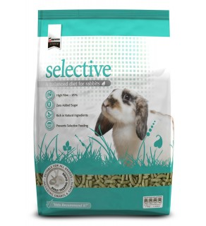Science Selective Rabbit Aniseed & Fenugreek  3kg Offer