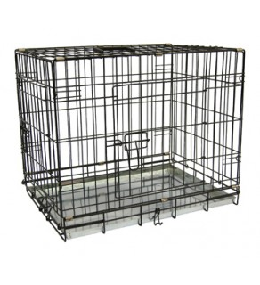 Dog Crate Small 61 x 43 x 51cm