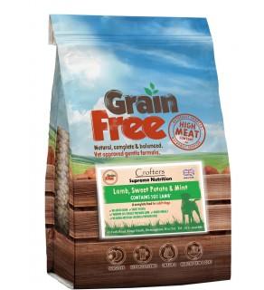 Crofters Grain Free Lamb, Sweet Potato & Mint 12Kg
