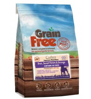 grain free duck