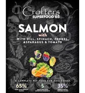 Crofters Superfood 65 Salmon 12kg