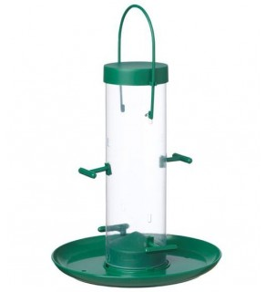 Supa Niger Seed 4 Port Feeder With Tray
