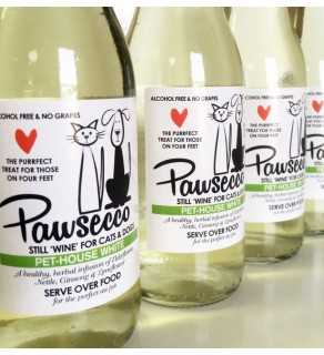 Pawsecco Pet Wine 250ml