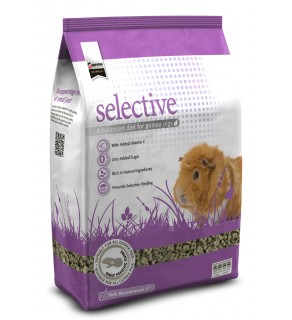 Science Selective Guinea Pig With Dandelion 3kg offer