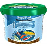 Tetrapond Wheatgerm Sticks 10l Bucket 2kg