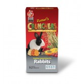 Russel's Crunchers With Cherry & Apricot 80g