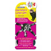 Ancol Ferret Harness & Lead Set
