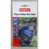 Beaphar Cat Plastic Flea Collar - Mixed