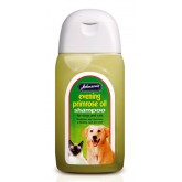Johnsons Cat & Dog Evening Primrose Oil Shampoo 125ml