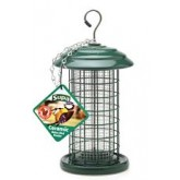 "Supa 8"" Ceramic Fort Knuts - Peanut Feeder"