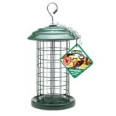 "Supa 8"" Ceramic Fort Knuts - Seed Feeder"