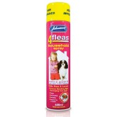 Johnsons 4 fleas  Household Spray - Extra Guard With Igr 600ml