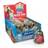 Johnsons Nut & Honey Bells For Cockatiels Parrots
