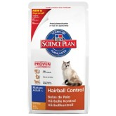 Hills Feline Hairball Control Mature Adult Senior 7+ 1.5kg