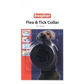 Beaphar Reflective Dog Flea Collar Plastic