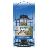 Supa Caged Seed Feeder 6""