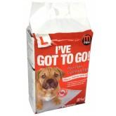 Mikki Pup-pee Pads 30 Pack