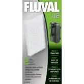 Fluval U2 Filter Foam Pad (2pcs)