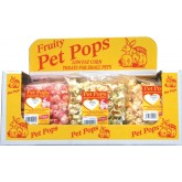 Pet Pops For Small Animals Assorted Flavours 18g
